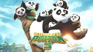"""Kung Fu Panda 3"" Banda sonora por Hans Zimmer"