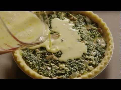 How To Make Spinach Quiche | Allrecipes.com
