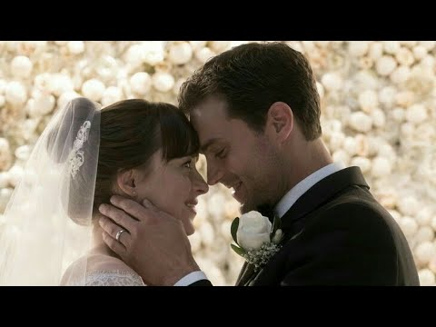 50 Shades Of Gray (wedding and honeymoon scene)