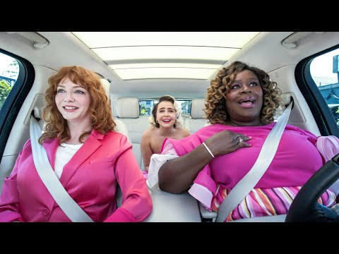 Carpool Karaoke: The Series - 'Good Girls' Cast - Apple TV app
