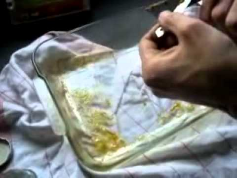 How To make hash oil 3/4.flv