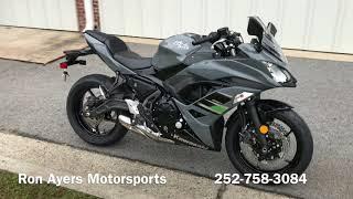 4. 2018 Kawasaki - Ninja 650