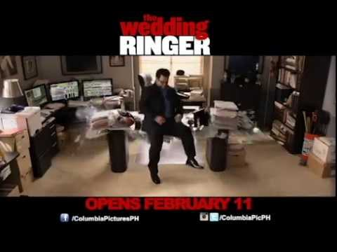 The Wedding Ringer Clip 'Bring Bic to Lunch'