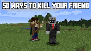 Nonton 50 Ways To Kill Your Friends In Minecraft  September 2015  Film Subtitle Indonesia Streaming Movie Download