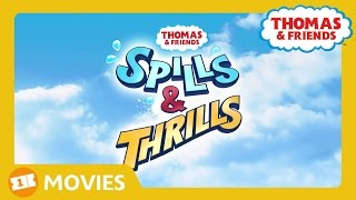 Spills & Thrills DVD Trailer | Spills & Thrills | Thomas & Friends