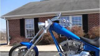 8. 2006 American Ironhorse LSC Used Cars Harrisonburg VA