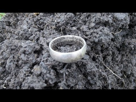 Metal Detecting - Silver Coin Ring & Other Cool Finds