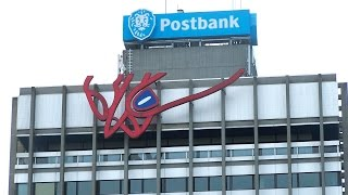 Bankstellen bij Postbankreünie