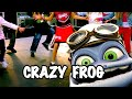 Crazy Frog Cha Cha Slide Video and Lyrics