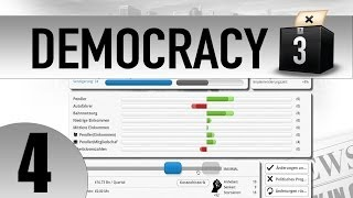 Der 4. Part der komplexen Wirtschaftssimulation Democracy 3!-----------------------------------------------------------------------------►FACEBOOK: • http://www.facebook.com/KOSAFilm►TWITTER:• http://twitter.com/#!/KOSAFilmYT►OFFIZIELLE STEAM GRUPPE:• http://steamcommunity.com/groups/KOSAFilm►OFFIZIELLER FANSHOP:• http://kosafilmshop.spreadshirt.de/►GRAFISCHES GÄSTEBUCH ZUM REINMALEN:• http://www.graphicguestbook.com/kosafilm-------------------------------------------------------------------------«DEMOCRACY 3»Strategiespiel von Positech Games (2013).Offizielle Seite: http://www.positech.co.uk/democracy3/index_german.html«LET'S PLAY DEMOCRACY 3»Kommentiertes Gameplay von KOSAFilm (2014).