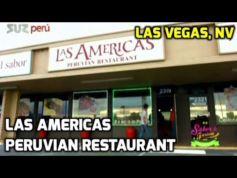 Las Americas Peruvian Restaurant - Las Vegas, NV