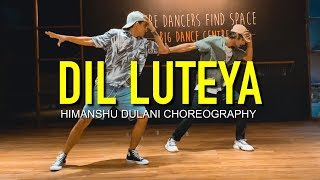 Video Dil Luteya - Jazzy B || Himanshu Dulani Dance Choreography download in MP3, 3GP, MP4, WEBM, AVI, FLV January 2017