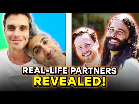 Queer Eye: Real-Life Partners Revealed! |⭐ OSSA