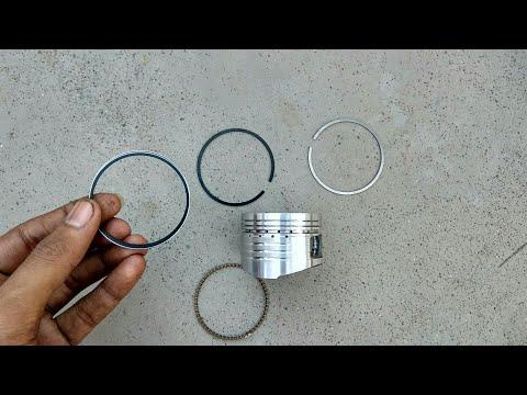 Piston ring Company installation