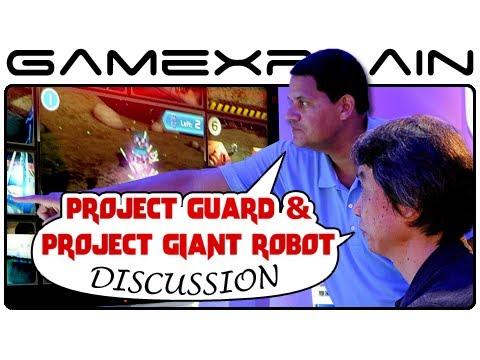 Project Giant Robot Wii U