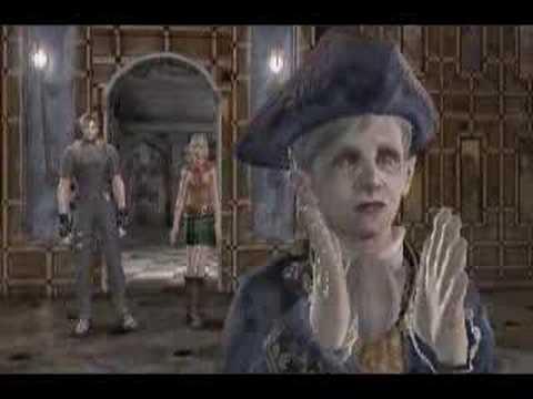 Resident Evil Dance