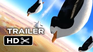 Penguins of Madagascar Official Trailer #2 (2014) Benedict Cumberbatch Movie HD - YouTube