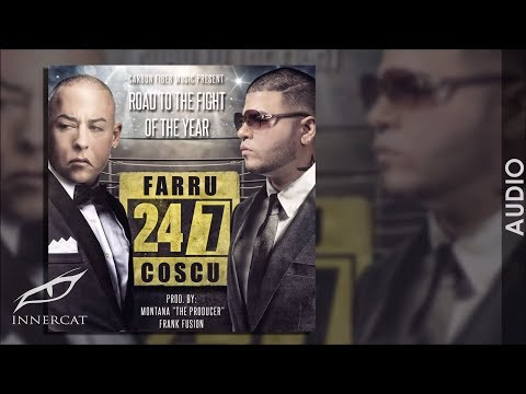 Letra Coscu Vs Farru (The 24/7) Farruko