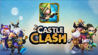 Castle Clash: Age of Legends YouTube 视频