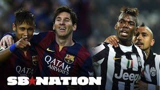 2015 Finals Preview: Barcelona vs. Juventus, cup c1,cup c1 chau au,video cup c1,barcelona