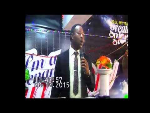 Bibori Omiran Irewesi (Dec. 2015)- Pastor Wole Dahunsi