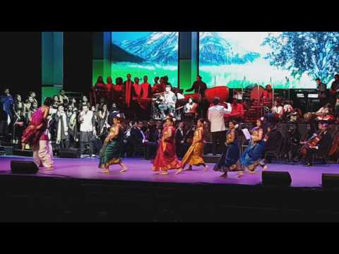 Video Tribute to A R Rahman Ideal Dreams - Dance Hits Medley Toronto Sony Centre ! download in MP3, 3GP, MP4, WEBM, AVI, FLV January 2017