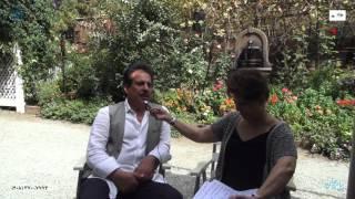 Interview with MORTEZA مصاحبه با خواننده مرتضی در تلویزیون پیام جوان
