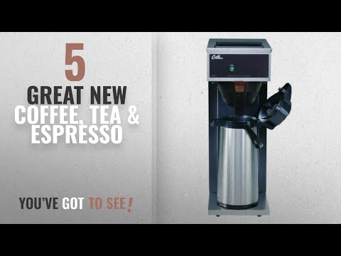 Top 10 Wilbur Curtis Coffee, Tea & Espresso [2018]: Wilbur Curtis Commercial Pourover Coffee Brewer