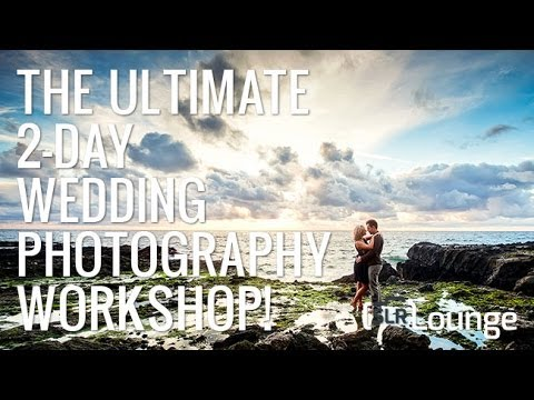 The Ultimate 2-Day Wedding Photography Workshop Introduction at FStoppers Atlantis