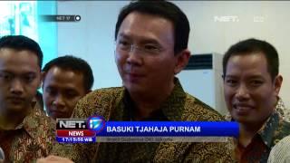 Video Ahok berkukuh inginkan Djarot Saiful Hidayat sebagai kandidat Wagub Jakarta - NET17 MP3, 3GP, MP4, WEBM, AVI, FLV Desember 2017