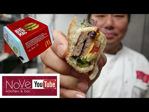 How to Make a Big Mac Sushi Roll
