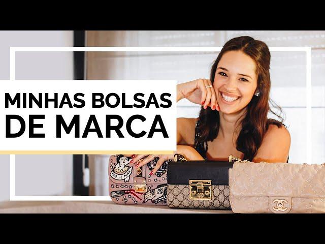MINHAS BOLSAS DE MARCA DE LUXO | MARI FLOR - Closet da Mari