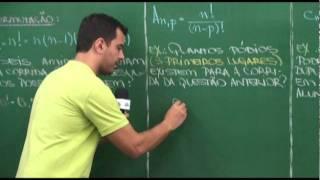 UERJ 2012 - Dicas de matemática com o professor Vitor Simões.