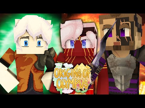 BACK TO THE UNDERWORLD ● Origins of Olympus Season 2 ● EP 7 (Percy Jackson Minecraft Roleplay)