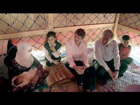 لبنان: غوتيريس ومسؤولون آخرون يزورون اللاجئين السوريين في البقاع