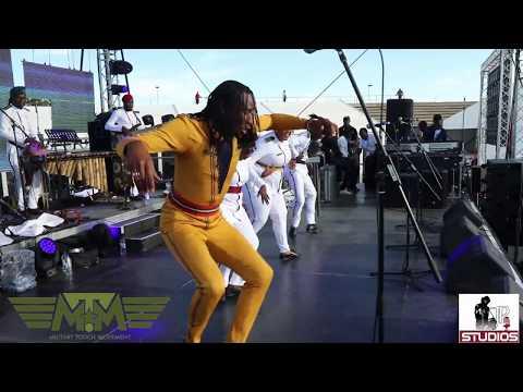 Jah Prayzah Live in Windhoek, Namibia