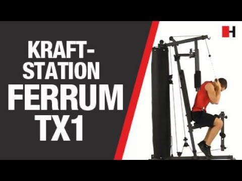 Kraftstation Ferrum TX1 | HAMMER