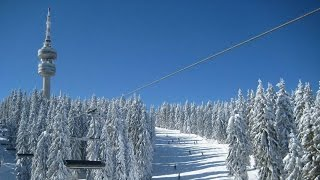 Pamporovo Bulgaria  city photo : Pamporovo - Ski resort in Bulgaria, Rhodope