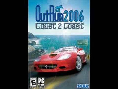 OutRun 2006 - Night Flight