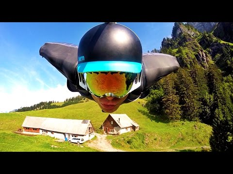 What Is Your Greatest Fear? - Wingsuit Proximity - Dying to Live 3 (Yuna and Adventure Club)
