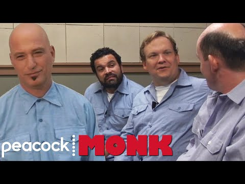 Criminals Caught by Monk Give Interview From Prison | Monk