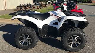 9. 2018 Yamaha Grizzly EPS