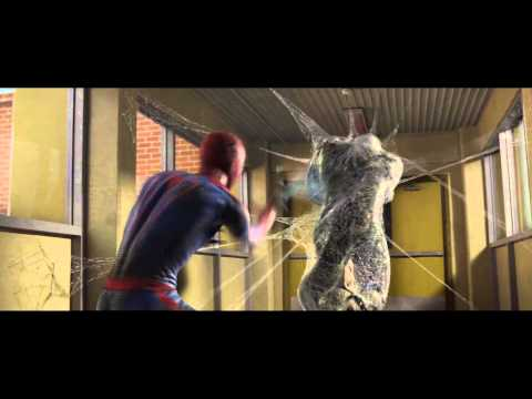 Spider-Man vs. The Lizard (School/Third Encounter) - The Amazing Spider-Man (видео)