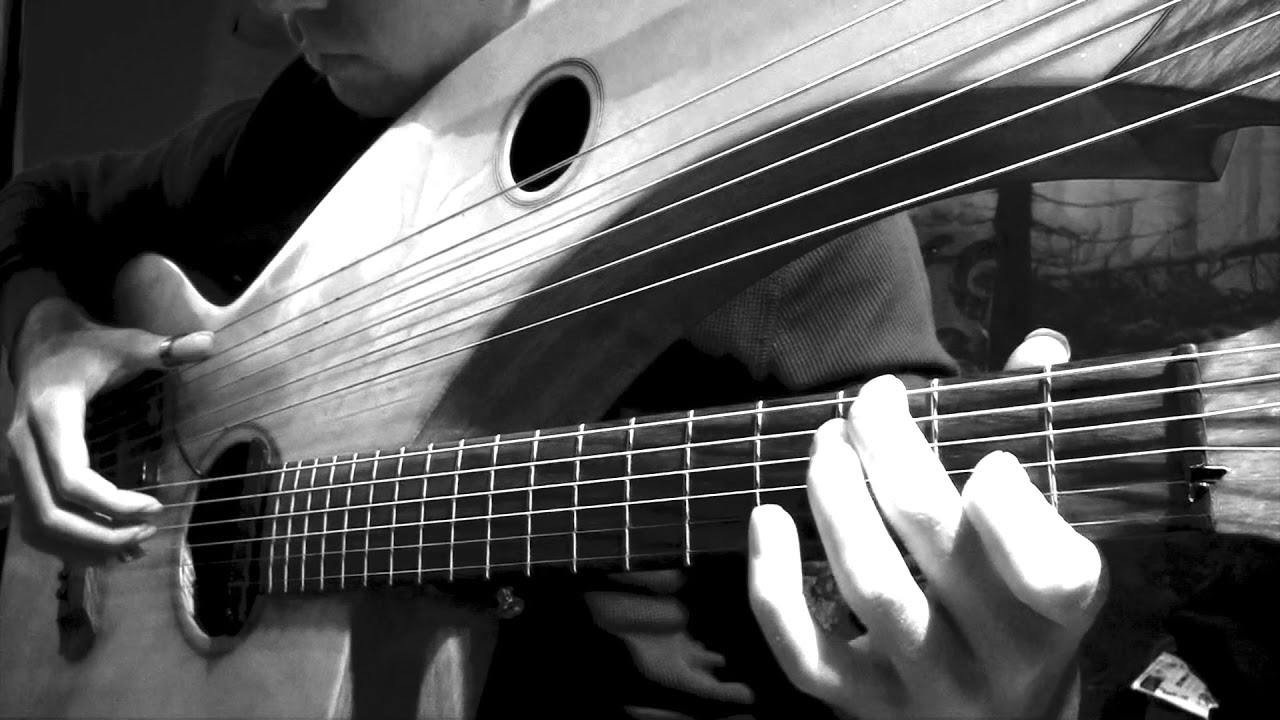 Yesterday – Beatles – Harp Guitar Cover – Jamie Dupuis