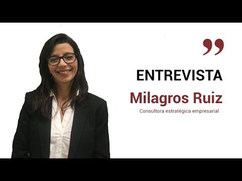 Entrevista a Milagros Ruiz, consultora estratégica empresarial[;;;][;;;]