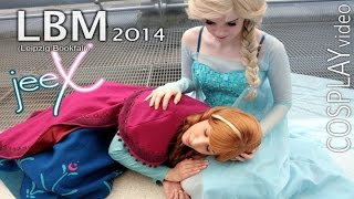 COSPLAY video | LBM 2014 - 「Keep On Dancing」