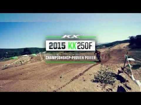 Vídeos de 'Nuevas Kawasaki KX250F y KX450F 2015'