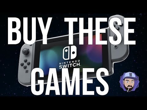 Top 5 Nintendo Switch Games You SHOULD Own But Don't! | RGT 85