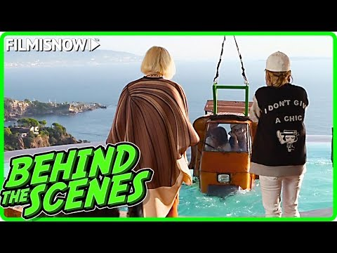 ABSOLUTELY FABULOUS: THE MOVIE (2016) | Behind the Scenes of Comedy Movie based on TV Series