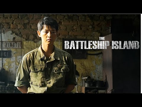 "Song Joong-ki ""THE BATTLESHIP ISLAND"" Official Trailer"